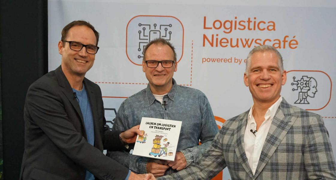 """Lachen om logistiek en transport"""