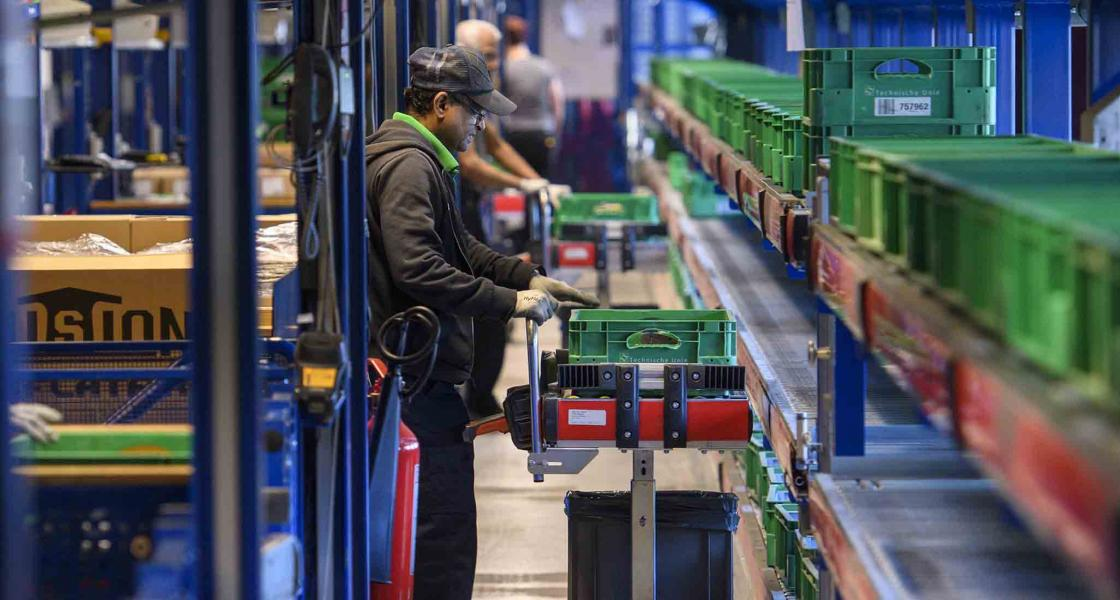 Kennisevent: Mens&werk in de logistiek 2020