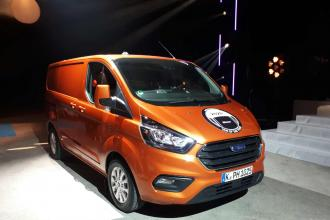 Ford Transit Van of the Year 2020